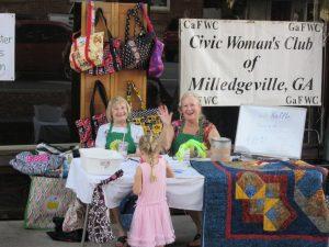 Civic Women Pic