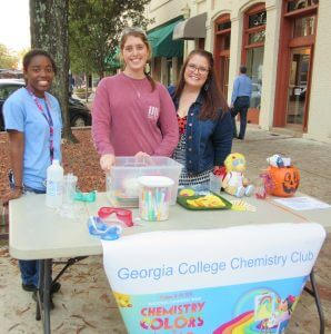GC Chemistry Club Pic