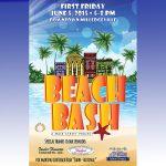 Beach Bash 2015 Poster