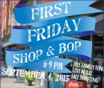 September First Friday Image