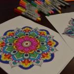 Mandala Coloring Image