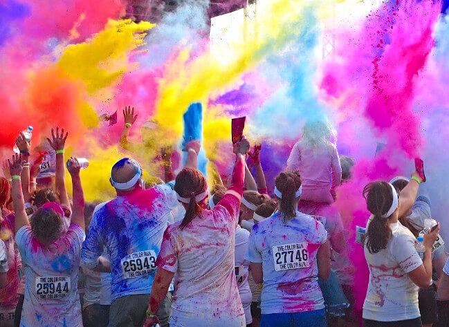 ft 5k color run