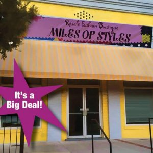 Miles of Styles Store Image