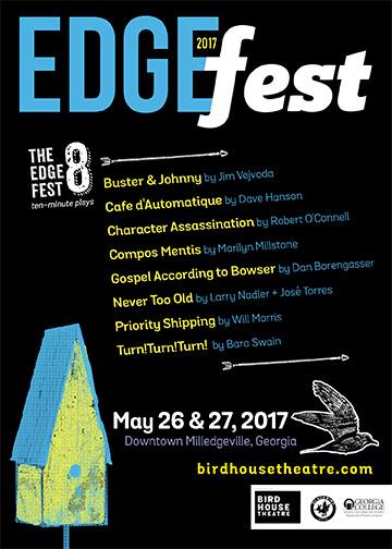 Edage Fest Poster