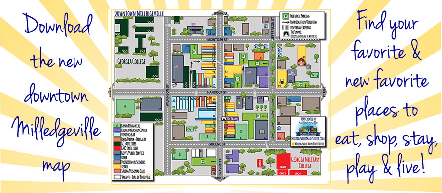 Downtown Map Linked Image