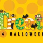 Treats 4 Halloween Logo Image
