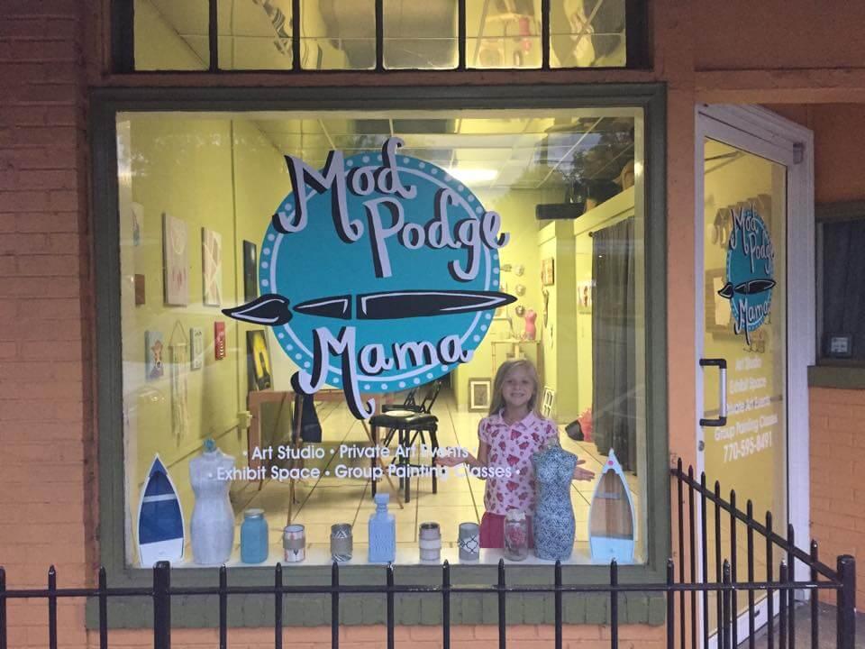 Mod Podge Mama Studio Image