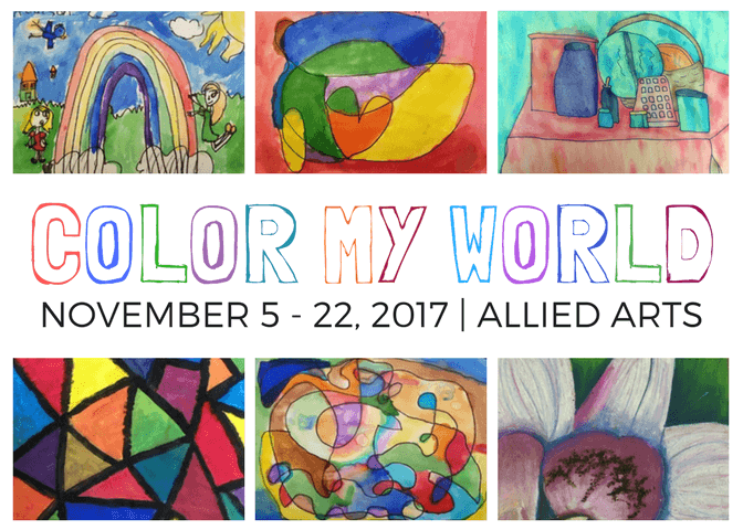Color My World Exhibit Image