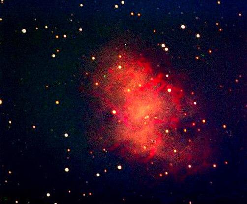 Starry Sky Image