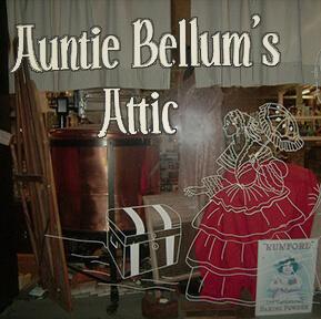 Auntie Bellum's Attic