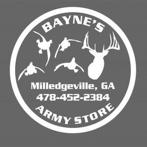 Baynes Army Store