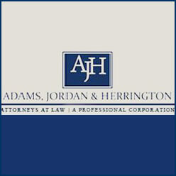 Adams, Jordan & Herrington