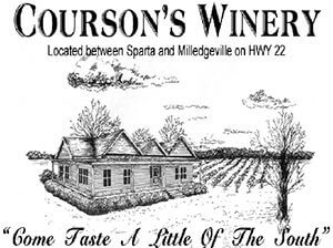 Coursons Winery Logo