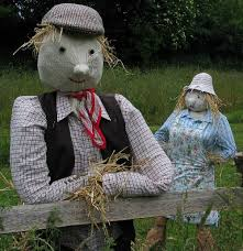 Lockerly Scarecrows