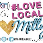 #LoveLocalMilly Logo Image