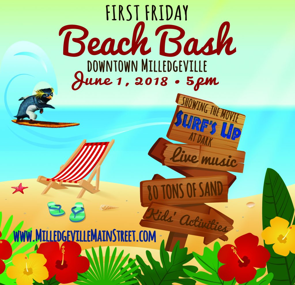 Beach Bash Poster Image