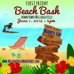 Beach Bash Poster Image