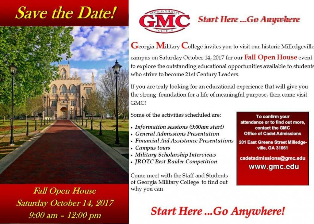 GMC Open House Linked Image