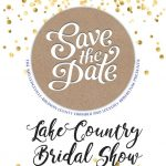Lake Country Bridal Show Poster Image