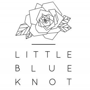 Littl Blue Knot Logo Image