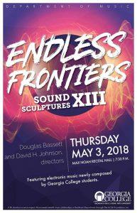 Sound Sculpture Concert Poster Image